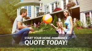 start your home insurance quote today