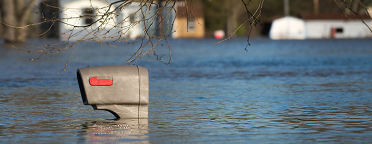 Texas Flood with flood insurance coverage